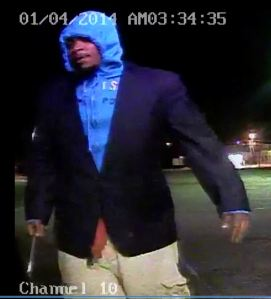 Turn Around Video Burglar 3