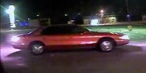 Turn Around Video Suspect Vehicle