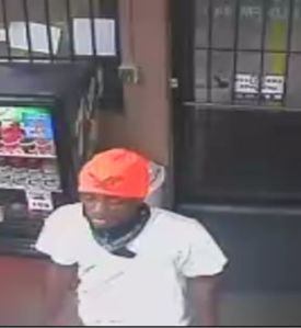 agg robbery suspect #1