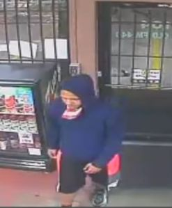 agg robbery suspect #2