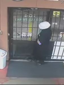 agg robbery suspect #3