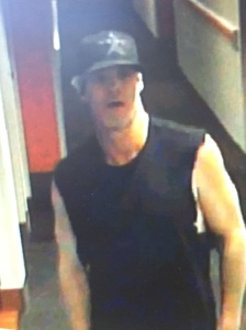Burglary suspect pic 2