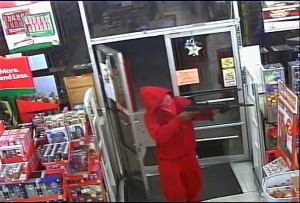 Robbery Suspect Family Dollar
