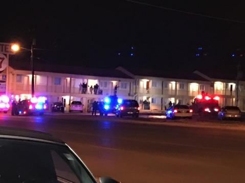 Motel Raid