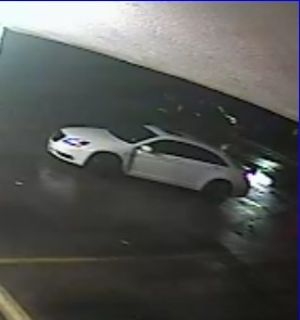 Robbery Suspect Car