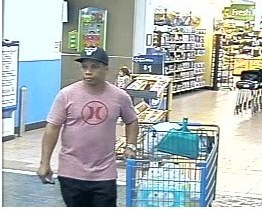 Debit Card Abuse Suspect