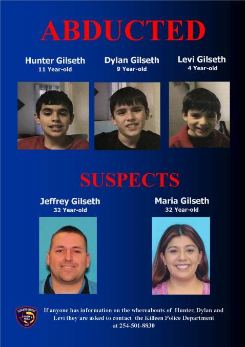 Abducted Children