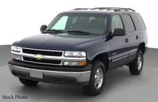 Chevy Tahoe Stock Photo